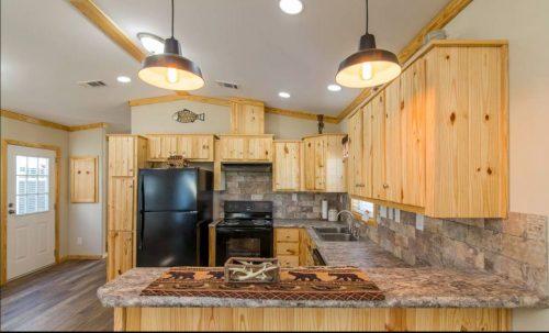 tiny home designs-cimarron kitchen