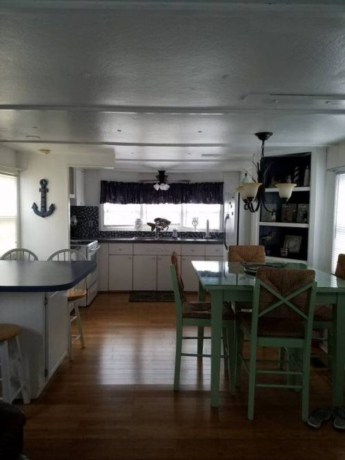 favorite mobile homes for sale -beach dining room
