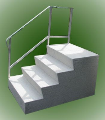 top mobile home steps economy fiberglass steps