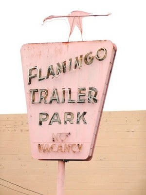 Trailer parks-trailer park signs