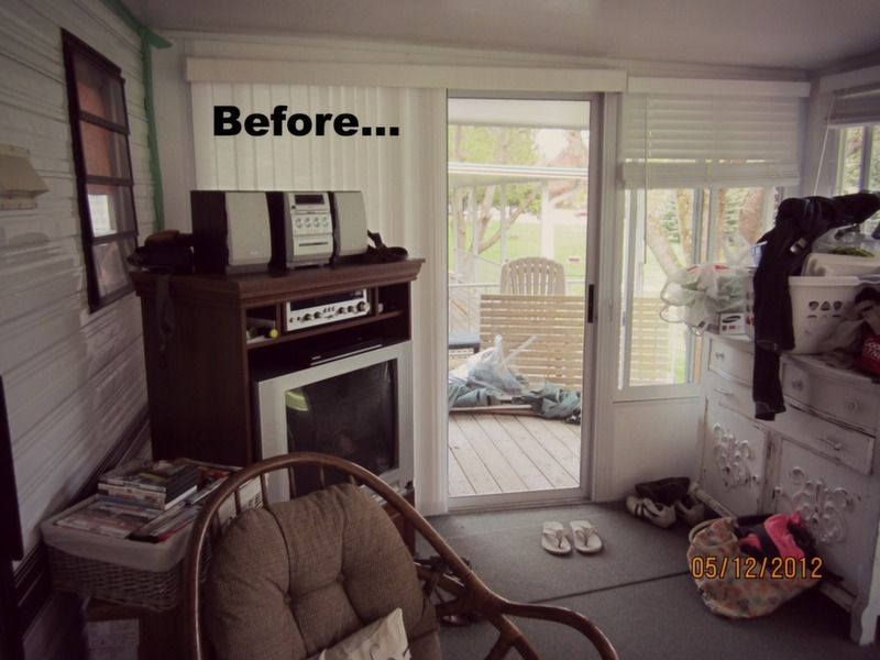 Mobile home decorating beach style makeover How to decorate small house