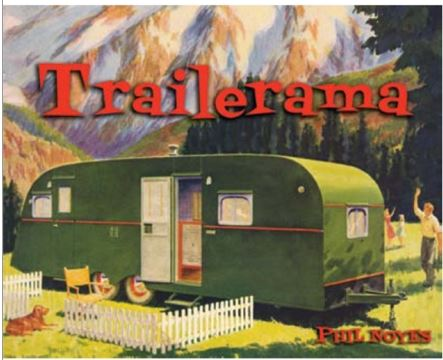 Great vintage mobile home gifts - trailerama book