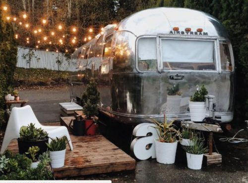 transforming a vintage airstream-exterior after