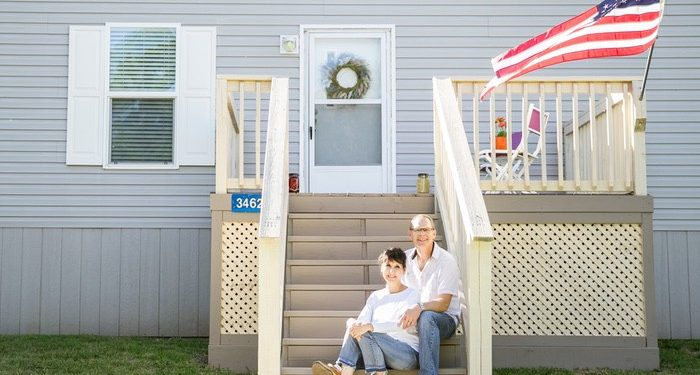 A Couple's New Clayton Mobile Home Story: From Flood to Fabulous 1