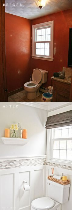 update your mobile home bathroom-lighten up the bathroom