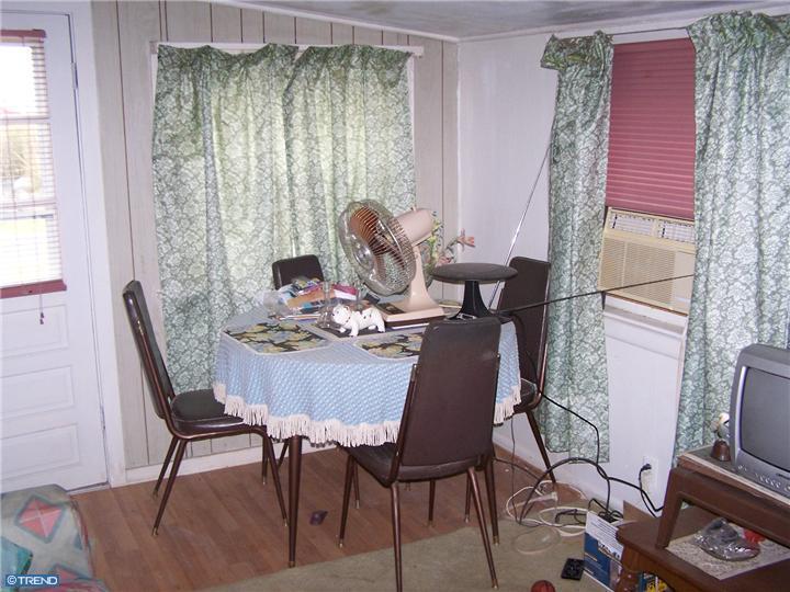 ventoura mobile home interior before