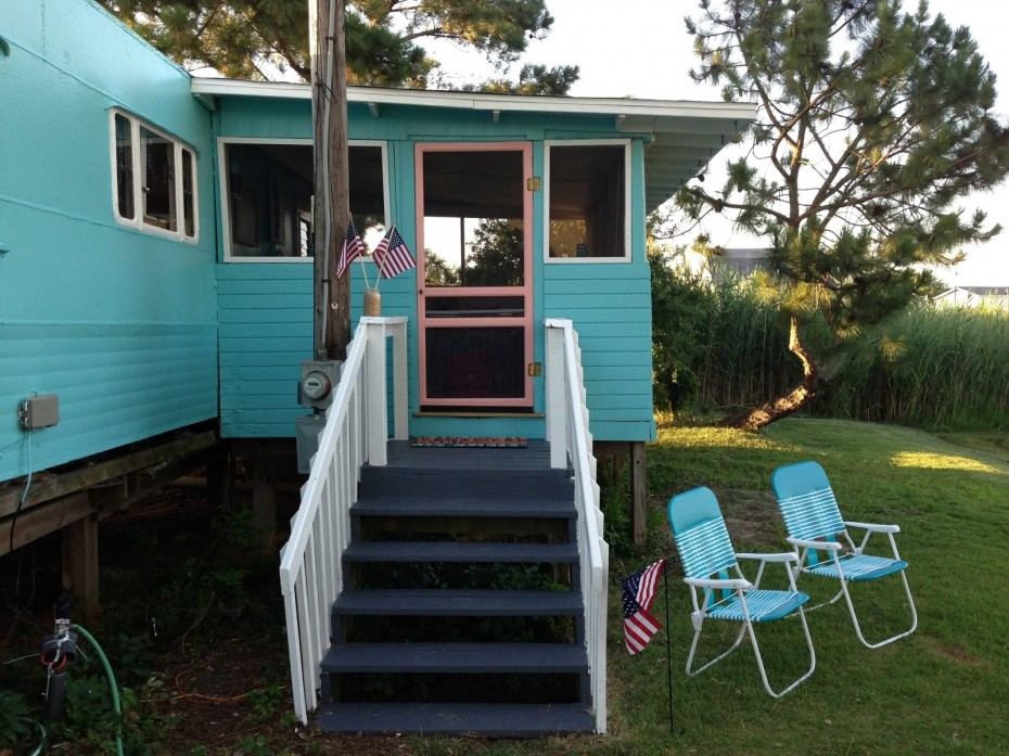 ventoura mobile home makeover porch