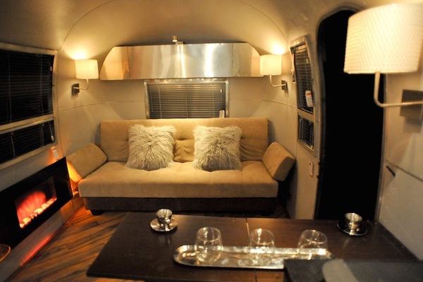 Vintage Airstream Remodel That Wows
