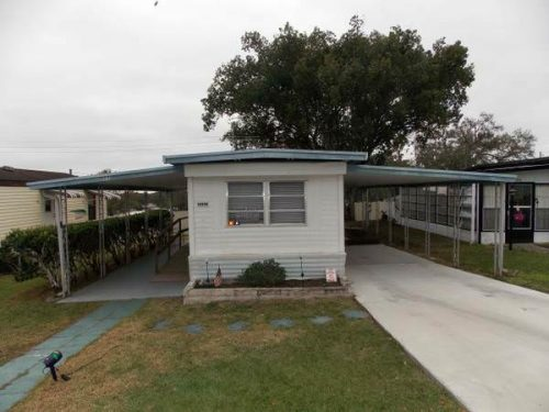 favorite mobile homes-vintage beauty-exterior