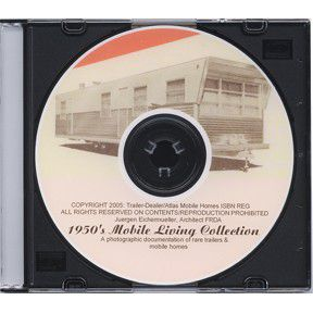 vintage mobile home gifts - magazine CD Gift guide for mobile home fans