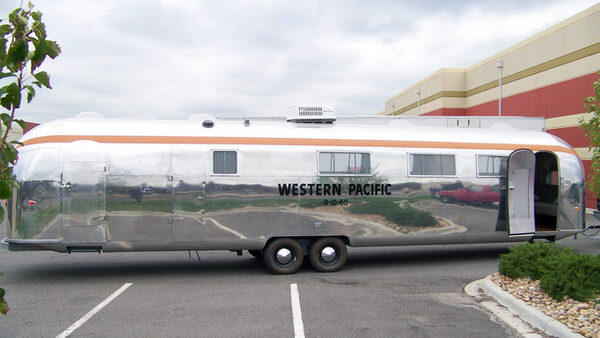 western pacific airstream-exterior after