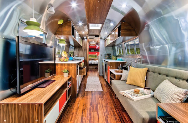 western pacific airstream-interior