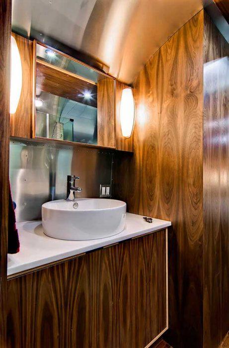 western pacific airstream-vanity