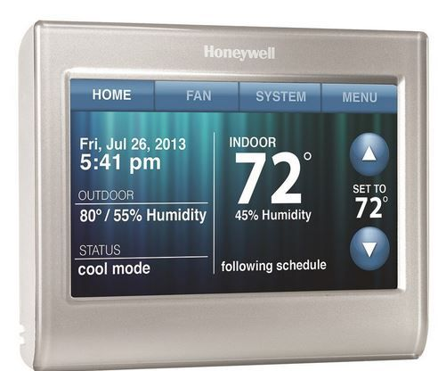 smart home-wi-fi thermostat 2