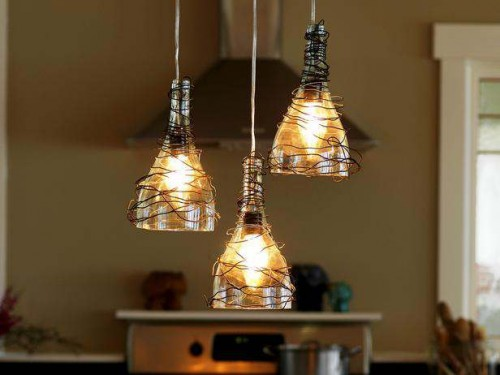 wine-bottle-pendant-lights-kitchen