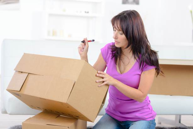 moving into your new mobile home without stress.